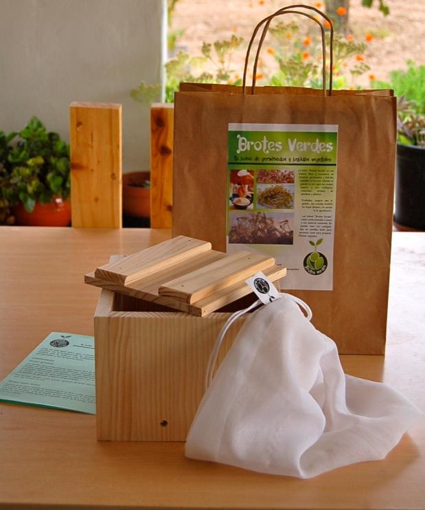 Cajas para hacer tofu oqueso